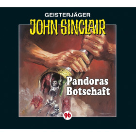 John Sinclair - Folge 096: Pandoras Botschaft
