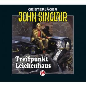 John Sinclair - Folge 098: Treffpunkt Leichenhaus