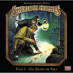 Sherlock Holmes (Titania) - 11 Das Zeichen der Vier