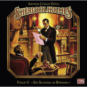 Sherlock Holmes (Titania) - 12 Ein Skandal in Böhmen