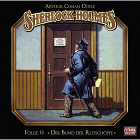 Sherlock Holmes (Titania) - 13 Der Bund der Rotschöpfe