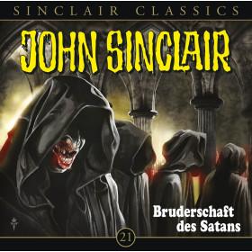 John Sinclair Classics 21 Bruderschaft des Satans