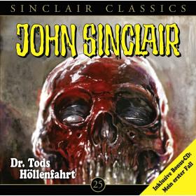 John Sinclair Classics 25 Dr. Tods Höllenfahrt
