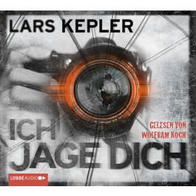 Lars Kepler - Ich jage dich