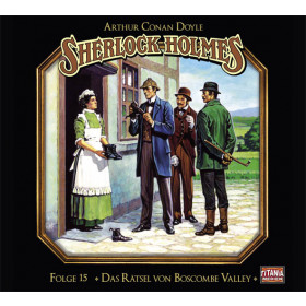 Sherlock Holmes (Titania) - 15 Das Rätsel von Boscombe Valley