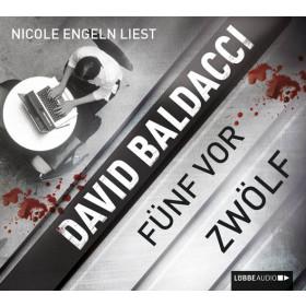 David Baldacci - fünf vor zwölf