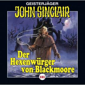 John Sinclair Folge 101 Der Hexenwürger von Blackmoore