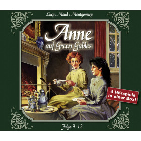 Anne auf Green Gables - Box 3