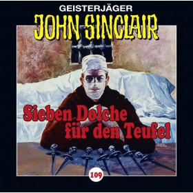 John Sinclair Folge 109 Sieben Dolche für den Teufel