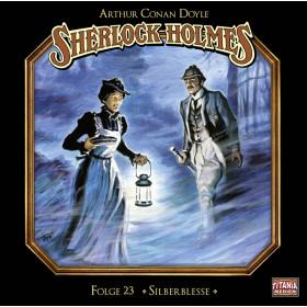Sherlock Holmes (Titania) - 23 Silberblesse
