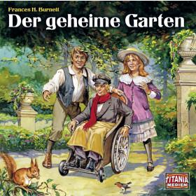 Titania Special - 13 - Der geheime Garten