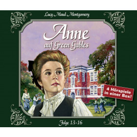 Anne auf Green Gables - Box 4