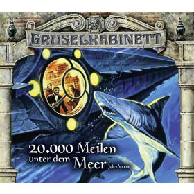 Gruselkabinett - Folge 118 + 119: 20.000 Meilen unter dem Meer