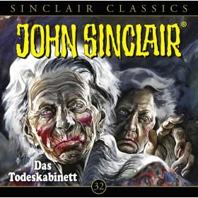 John Sinclair Classics - Folge 32: Das Todeskabinett