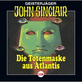 John Sinclair - Folge 116: Die Totenmaske aus Atlantis (Teil 4 von 4)