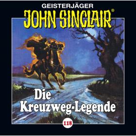 John Sinclair - Folge 118: Die Kreuzweg-Legende