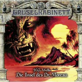Gruselkabinett 122: Die Insel des Dr. Moreau