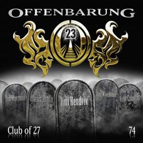 Offenbarung 23 - Folge 74: Club of 27