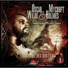 Oscar Wilde & Mycroft Holmes - Folge 09: Das Erbe des Doktors