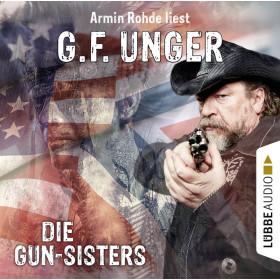 G. F. Unger - Die Gun-Sisters