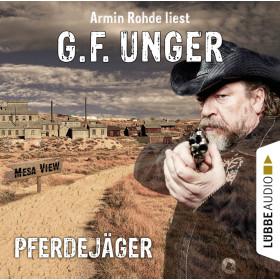 G. F. Unger - Pferdejäger