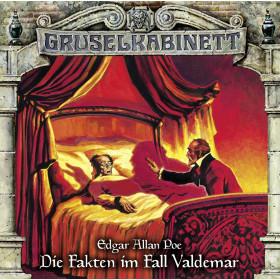 Gruselkabinett - Folge 127: Die Fakten im Fall Valdemar