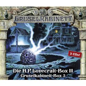 Gruselkabinett - Box 5: Die H. P. Lovecraft-Box III
