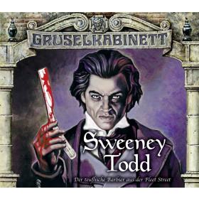 Gruselkabinett 132 & 133 Sweeney Todd