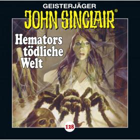 John Sinclair - Folge 128: Hemators tödliche Welt