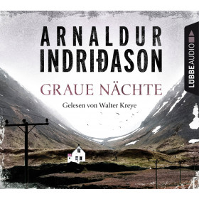 Arnaldur Indriðason - Graue Nächte: Island-Krimi