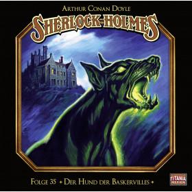 Sherlock Holmes (Titania) - 35: Der Hund der Baskervilles