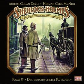 Sherlock Holmes (Titania) - 37: Der verschwundene Kutscher
