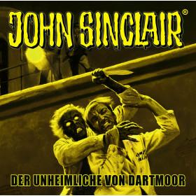 John Sinclair - Der Unheimliche von Dartmoor (Sonderedition 13)