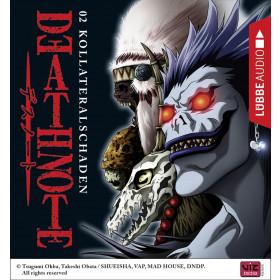 Death Note - Folge 02: Kollateralschaden