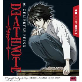 Death Note - Folge 03: Geliebter Feind