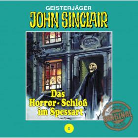 John Sinclair Tonstudio Braun - Folge 01: Das Horror-Schloß im Spessart