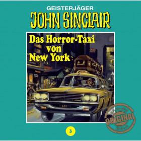 John Sinclair Tonstudio Braun - Folge 03: Das Horror-Taxi von New York