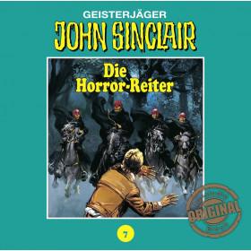 John Sinclair Tonstudio Braun - Folge 07: Die Horror-Reiter