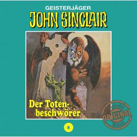 John Sinclair Tonstudio Braun - Folge 08: Der Totenbeschwörer