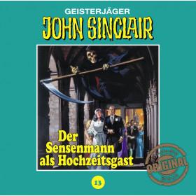 John Sinclair Tonstudio Braun - Folge 13: Der Sensenmann als Hochzeitsgast
