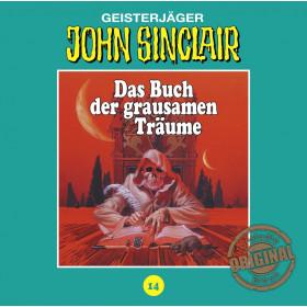 John Sinclair Tonstudio Braun - Folge 14: Das Buch der grausamen Träume