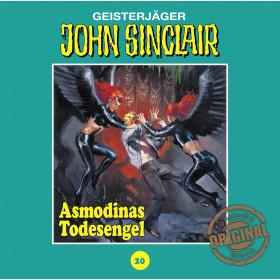 John Sinclair Tonstudio Braun - Folge 20: Asmodinas Todesengel