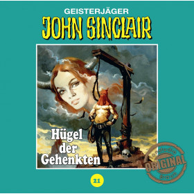 John Sinclair Tonstudio Braun - Folge 21: Hügel der Gehenkten