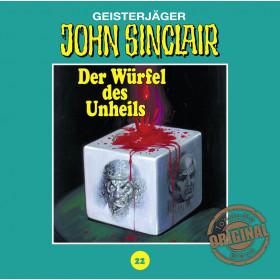 John Sinclair Tonstudio Braun - Folge 22: Der Würfel des Unheils