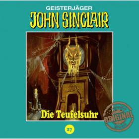 John Sinclair Tonstudio Braun - Folge 27: Die Teufelsuhr