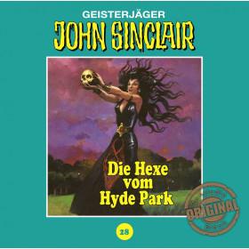 John Sinclair Tonstudio Braun - Folge 28: Die Hexe vom Hyde Park
