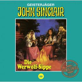 John Sinclair Tonstudio Braun - Folge 29: Die Werwolf-Sippe (1/2)