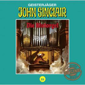 John Sinclair Tonstudio Braun - Folge 33: Die Blutorgel