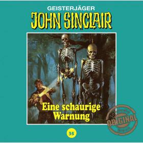 John Sinclair Tonstudio Braun - Folge 35: Eine schaurige Warnung