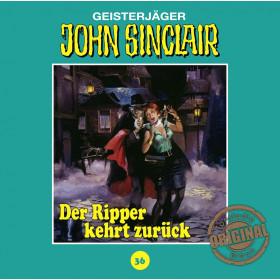 John Sinclair Tonstudio Braun - Folge 36: Der Ripper kehrt zurück